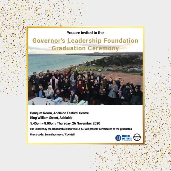 2020 GLF Graduation Event