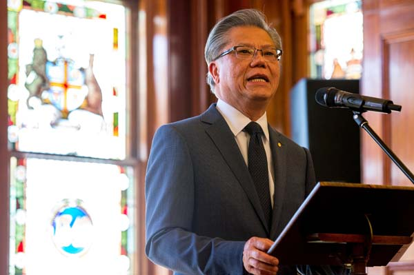 Leaders Patron-His Excellency the Honourable Hieu Van Le AC, Governor of South Australia