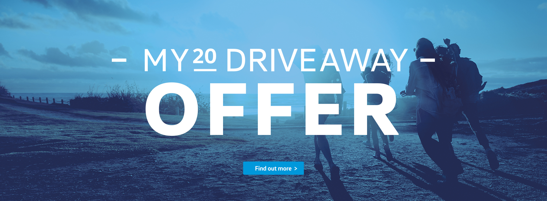 My20 Driveaway Offer