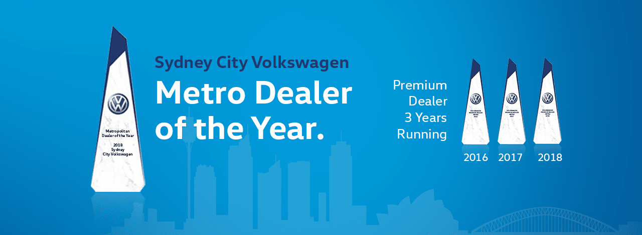 Metro Dealer of the Year