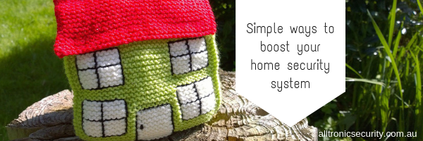 Simple ways to boost your home security system