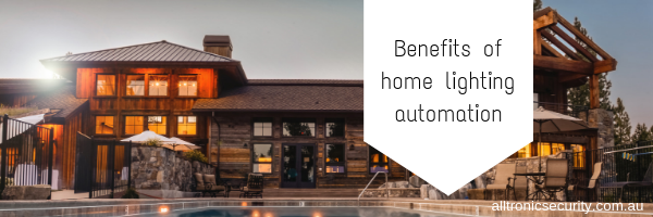 Benefits of home lighting automation