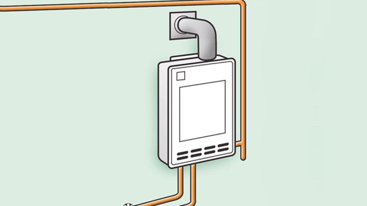 Instantaneous Hot Water System
