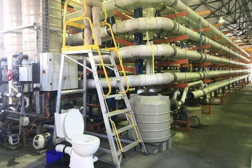 Wet Wipes testing facility Brisbane - Image ABC News