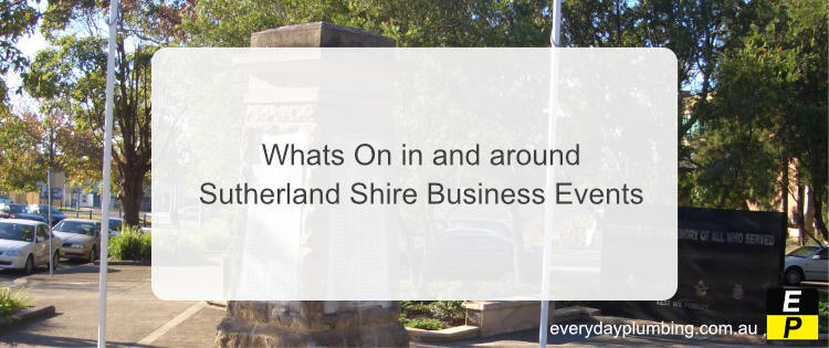 Sutherland Shire Business Events