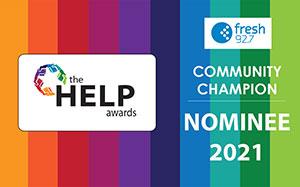 Community Champion Nominee 2021