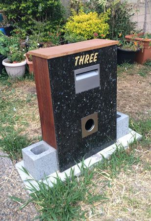 Stone Letterbox Project