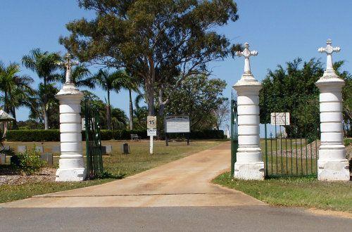 Nudgee Cemetery Brisbane