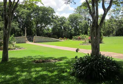 Pinnaroo Cemetery Memorial Wall