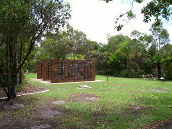 Caloundra Cemetery Ashes Wall