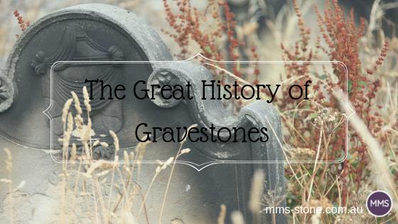 The Great History of Gravestones