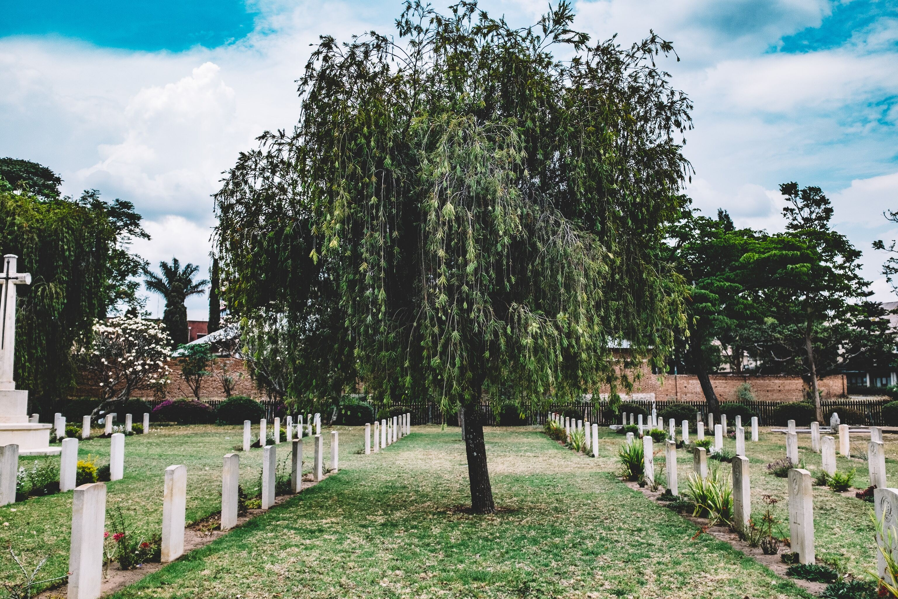 Is it possible that cemeteries running out of space?