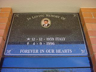 What to include on a headstone