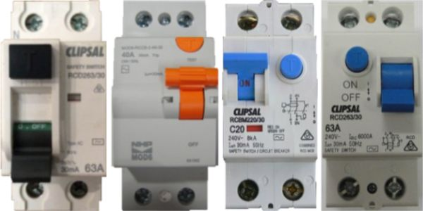 Safety Switch Types