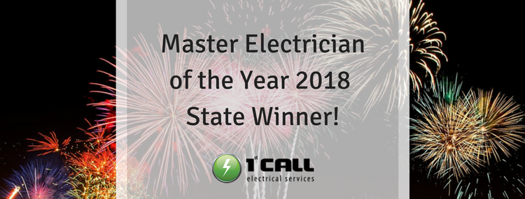 Master Electrician of the Year 2018 State Winner