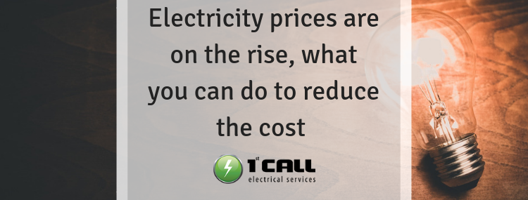 Electricity prices are on the rise, what you can do to reduce the cost