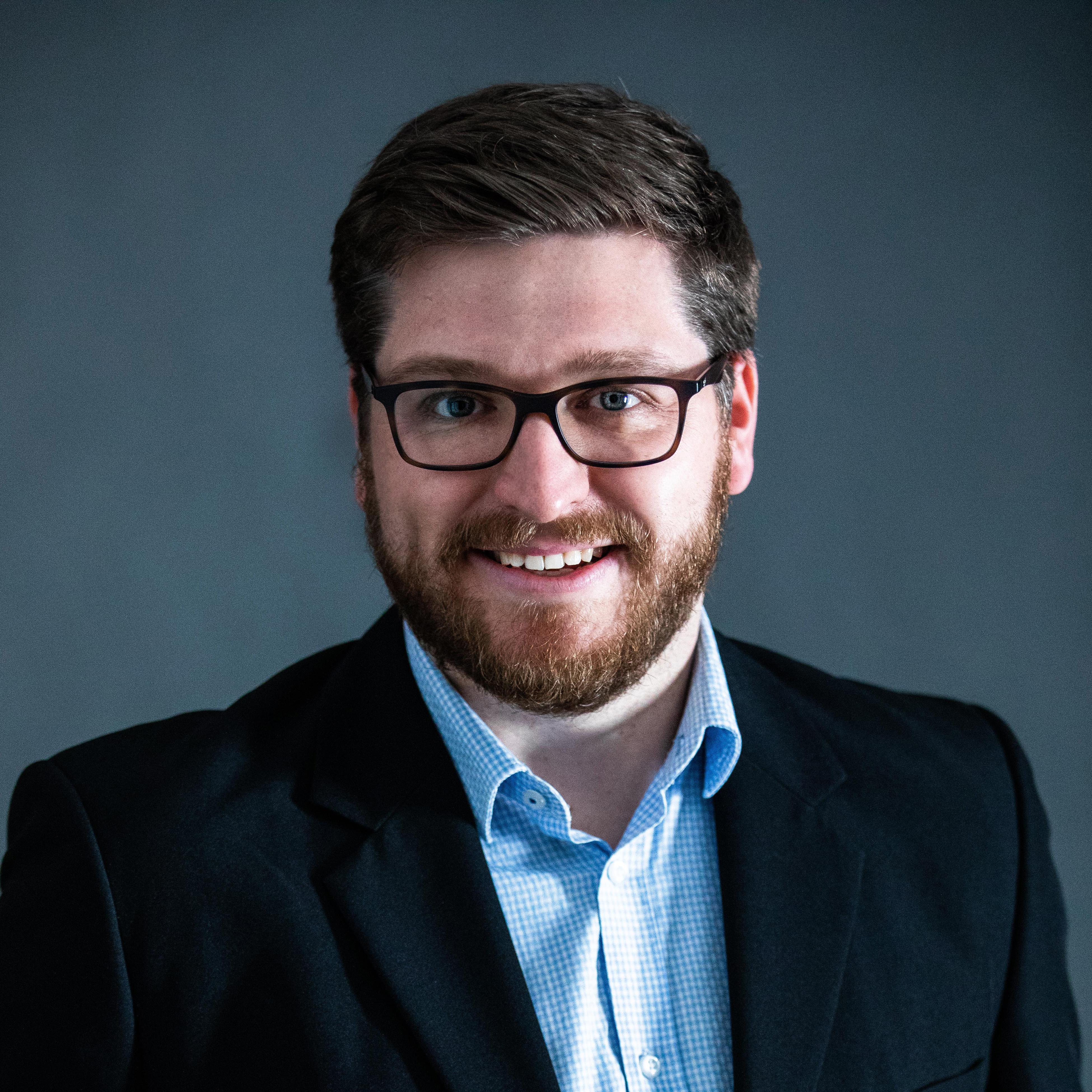Aaron Trott - Head of Human Resources (HR)