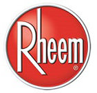 Rheem Hot Water Logo