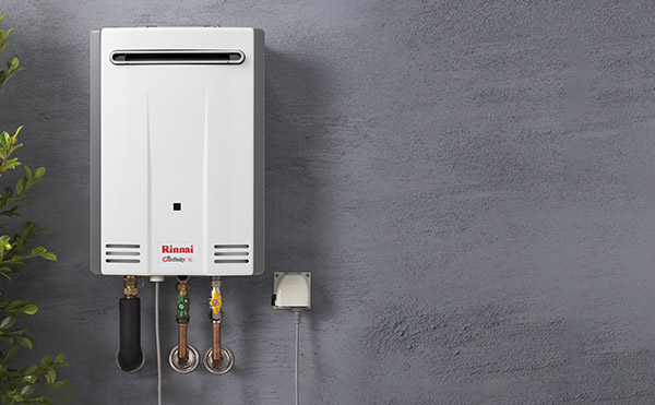 Rinnai Instant Hot Water