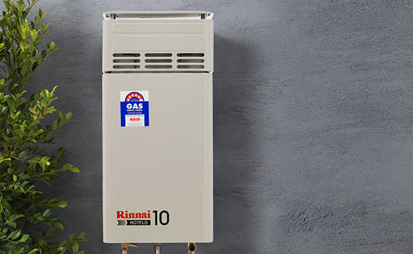 Rinnai Continuous Flow Hot Water System