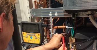 Aircon repairs