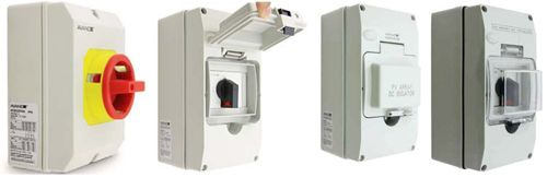 Avanco DC Isolators