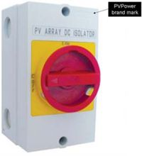 PVPower C Isolator
