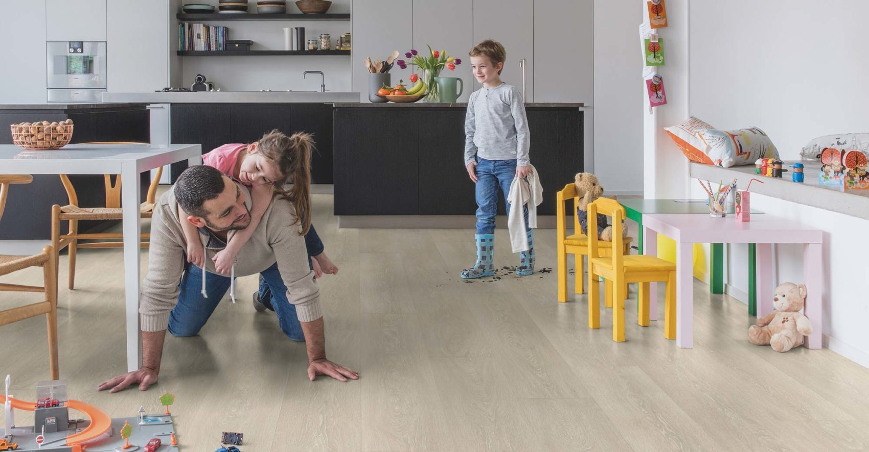 Cleaning & caring for your floors: Maintenance