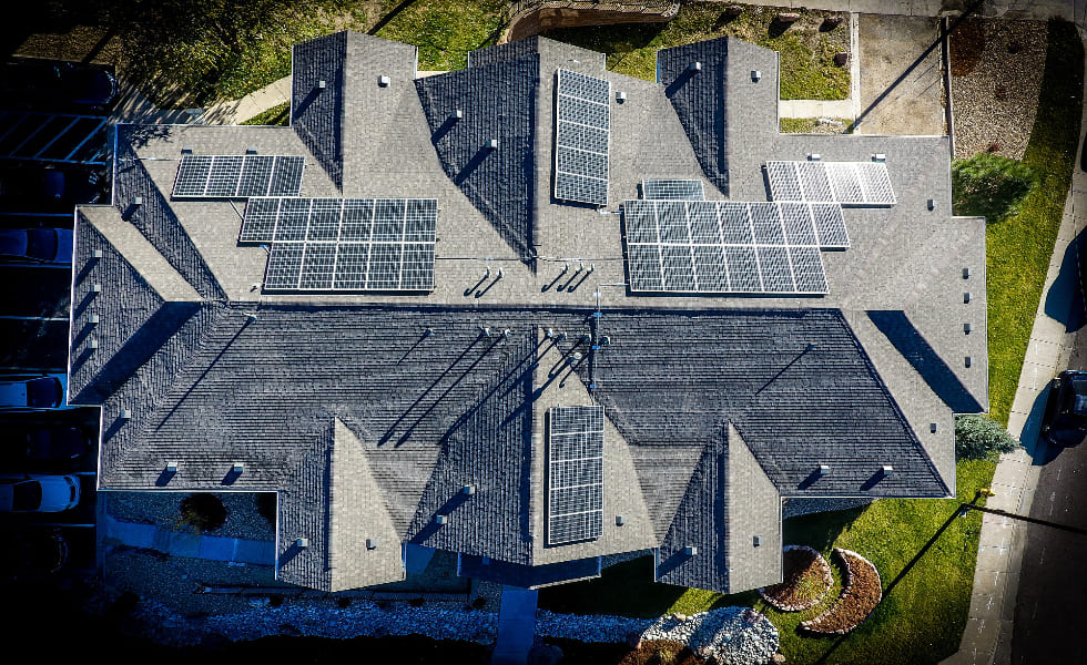 solar panels medium