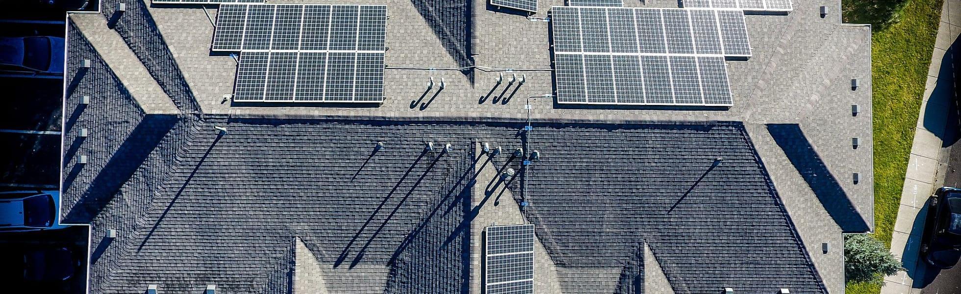 solar panels large