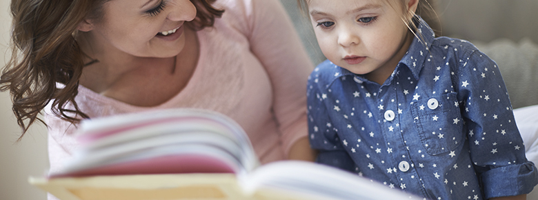 Six tips for building early literacy skills