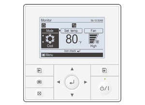 Fujitsu Ducted Air Conditioing Zone Controller