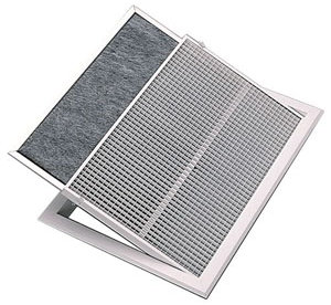 Ducted Air Conditioning Return Air Grill