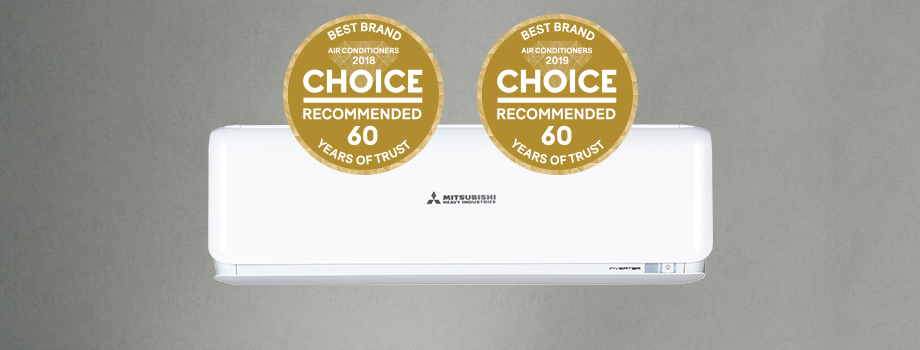 MHIAA rated best brand for air conditioners