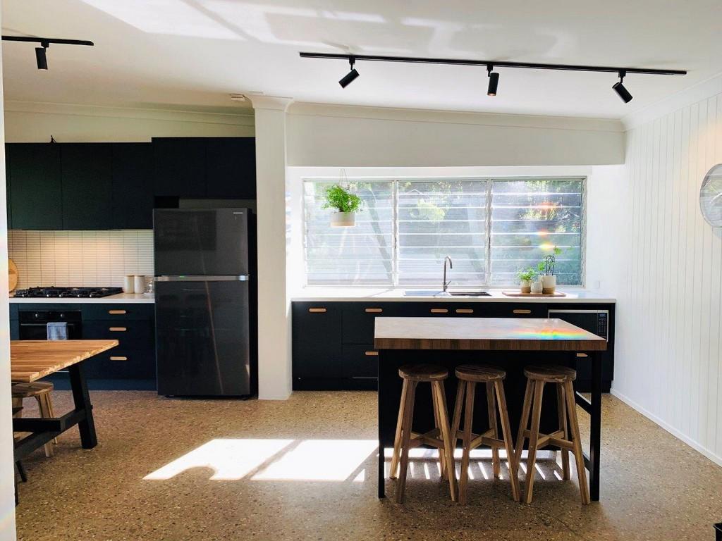 Single Line Kitchen Design Gallery Kitchens Brisbane Cabinetmaker