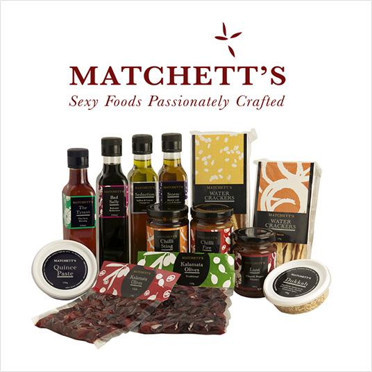 Matchett's Products