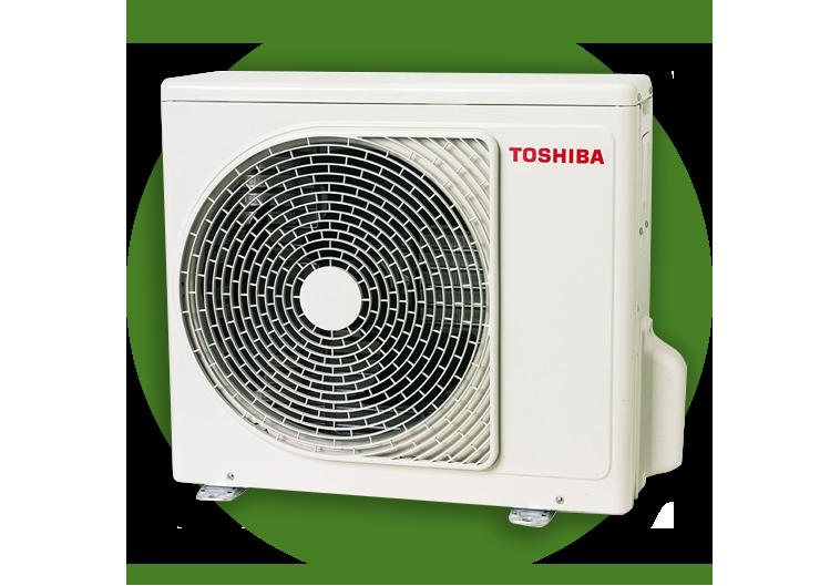 Toshiba Split System outdoor unit