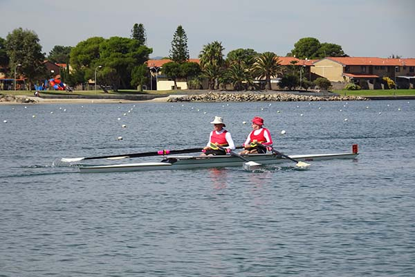 Rowing SA Jan to Jun Registration Fee 2021-22