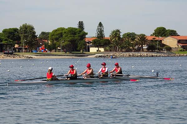 Rowing SA Oct to Dec Registration Fee 2021-22
