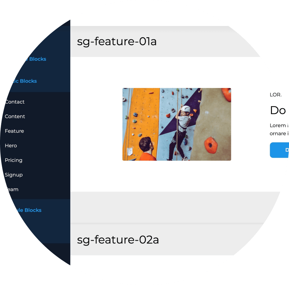 Layout Library
