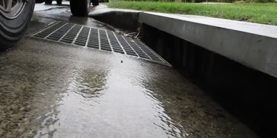 Stormwater drains