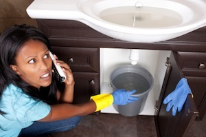 Got a plumbing problem? Don't call Fred, call a professional plumber instead