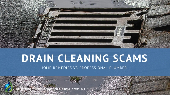 4 ways you can avoid a drain cleaning scam