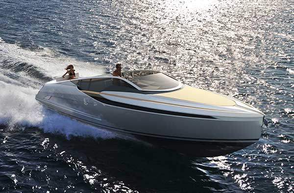Fairline Yachts ! The amazing new F-Line 33 has arrived! In stock!