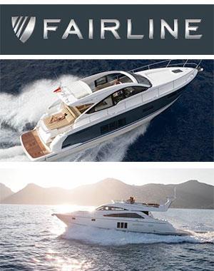 Fairline Power Boats
