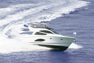 Horizon Motor Yacht E56