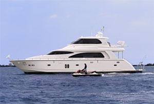 Horizon Motor Yacht E73