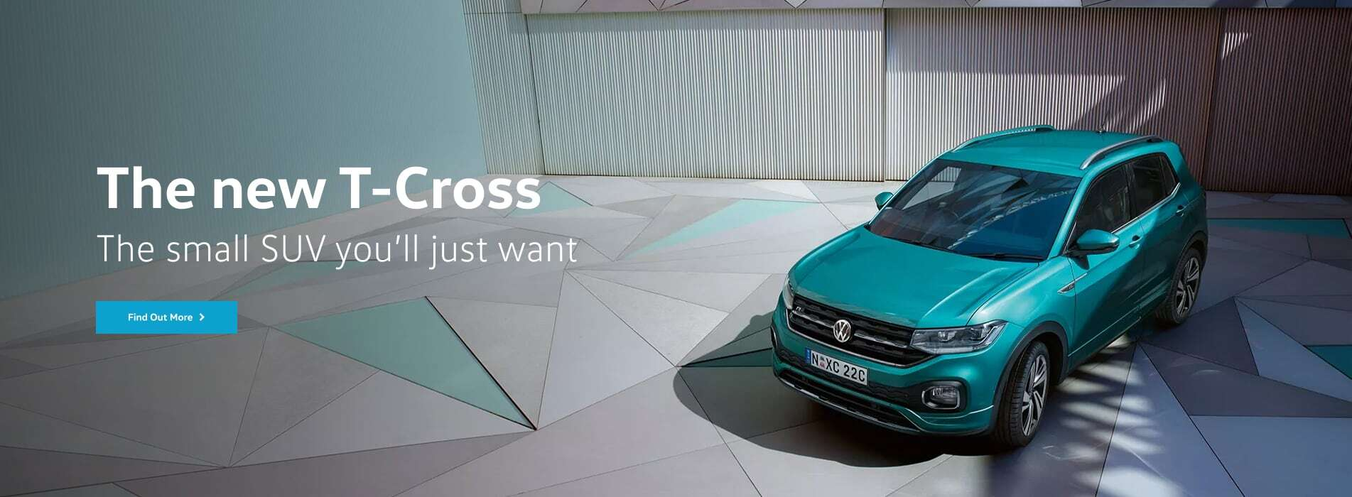T-Cross Now Available