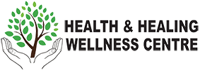 Health and Healing Wellness Center Logo