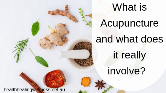 What is acupuncture and what does it really involve?
